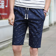 Summer sports shorts men's five minute pants shorts pants pants