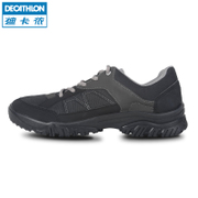 Decathlon outdoor hiking shoes and outdoor shoes portable anti-skid breathable hiking shoes QUECHUA N