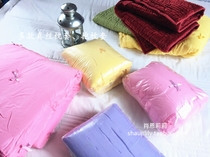 Original single tail high silk hand quilting cotton pillowcases pillowcase pillowcase holding thicker variety of pillowcases