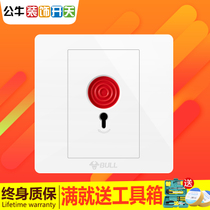 Bull Switch Socket Call Switch Emergency Call Guest Call Dialogue Switch Socket Panel G07