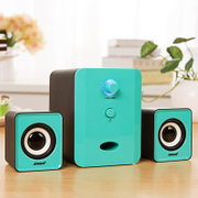 SADA D-201 notebook computer active audio mini speaker household subwoofer effects