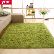 Ymr thickening washing silk wool simple modern bedroom bedside table window carpeted floor can be customized