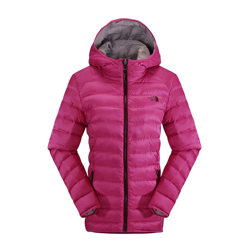 [The goods stop production and no stock]2017 autumn and winter new TheNorthFace north female models outdoor warm 700 蓬 down jacket NF00CTW0