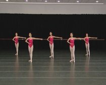 A case study of Chinese dance basic skills training class first to third grade (6D) Ye Yan