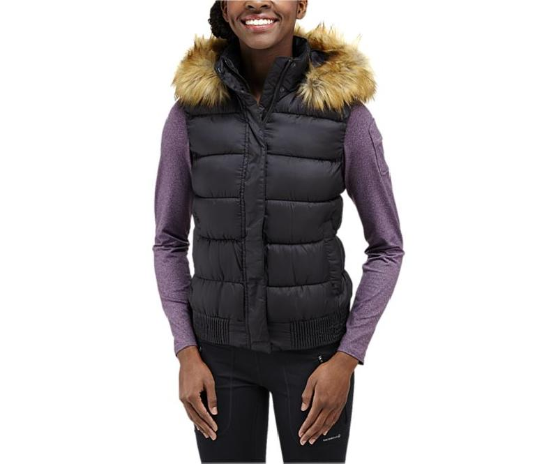 [The goods stop production and no stock]Merrell / Mele JWF22690-010 outdoor winter warm short down vest female American direct mail