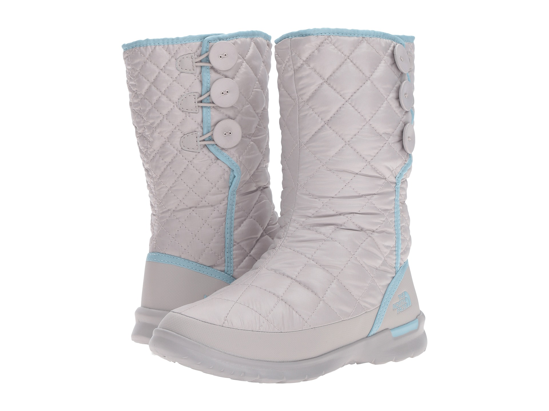 American genuine purchasing Thermo Ball, the North Face lady's waterproof and skid-proof cotton boots and snowshoes
