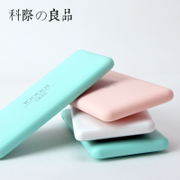Science and technology charge treasure cute slim compact portable power supply 10000 Ma apple Android mobile universal