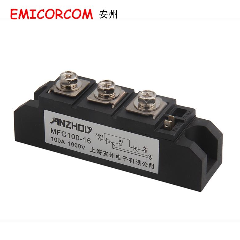 MFC110A 1600V Semi-Control Module Rectity Tube SCC MFC110A-16