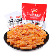 Tmall supermarket Wei long small spicy spicy snacks gluten 390g spicy vegetarian meat products. Dried tofu slices