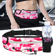 Exercise pocket multifunctional belt running personal mobile phone anti-theft invisible waterproof outdoor leisure small pockets of men and women