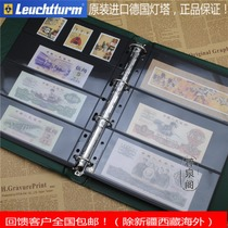 *Full * Germany Beacon Philatelic-V series high-end Philatelic album contains 30 vp thickened inner pages