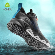 Rax spring water shoes breathable shoes upstream male female Moon River Hiking Fishing shoes slip speed dry shoes involved in Xi