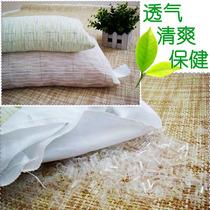 专利产品 新翼绉PE软管枕头 透气清爽 不闷热 保健枕 颈椎舒适枕