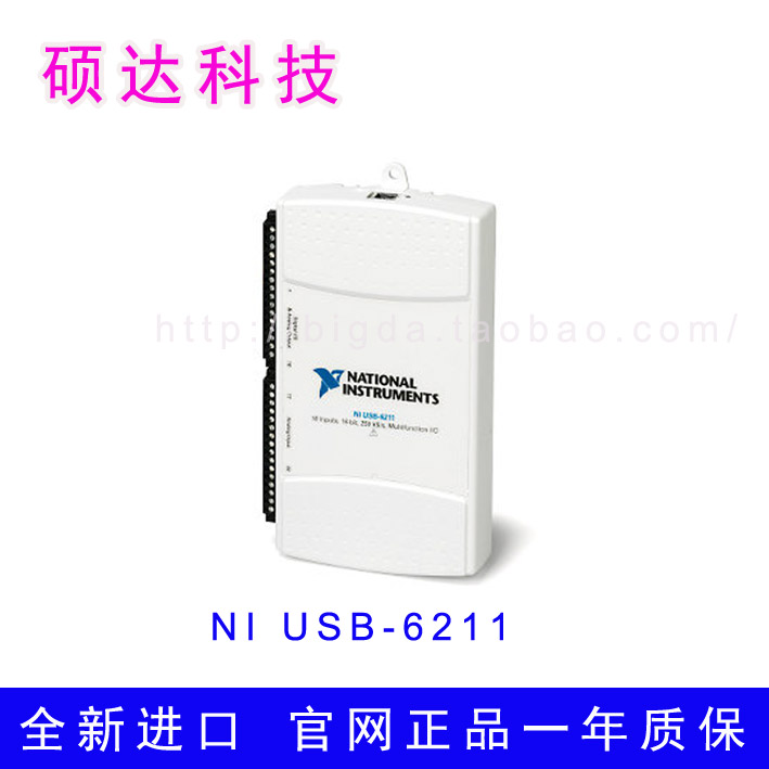 New NI USB-6211 Multifunctional DAQ Data Acquisition Card 779676-01 Imported from USA