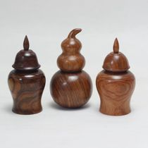 Solid wood toothpick box Burmese Pear wood toothpick tank Rosewood Willow Creative will cap restaurant toothpick box