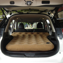 Road-car inflatable bed car air cushion bed car travel bed car earthquake bed sleep cushion SUV car back sleeping mat