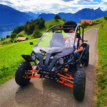 4-wheel Single Double Go-kart ATV Motorcycle Mountain Motocross Adult Gasoline Electric axle drive Four-wheel drive