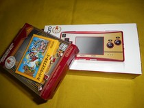 Mario 20th Anniversary Limited Edition Palm Body gbm (Excellent)