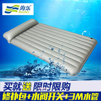 Sauna water mattress spa bed single massage push oil water bed filled inflatable bed bath bed interesting double soft bed