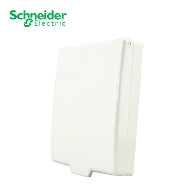 Schneider 86 Switch General Waterproof Box Splash Box Waterproof Face Cover A3B223V