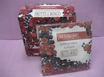 Export Italian Star Fragrances Aromatherapy Pack 20g blueberries Moisture-proof and moisture-proof.