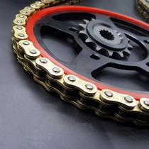 GW250S F GSX250R DL250 tooth disc modified silent sprocket size Flight and oil seal chain sleeve chain