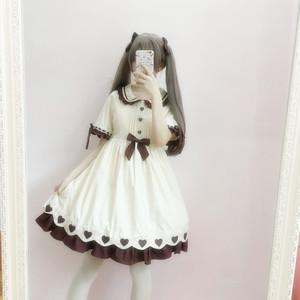 Lolita Causal Dress Girly Girl lolita Princess - Himi Dress Small Skirt  Girly Girl Summer op 3eb69ff41926