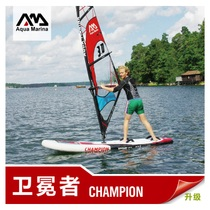 Lok Paddle defending South Korean imported material water Inflatable paddle Board windsurfing Surfboard Skateboard