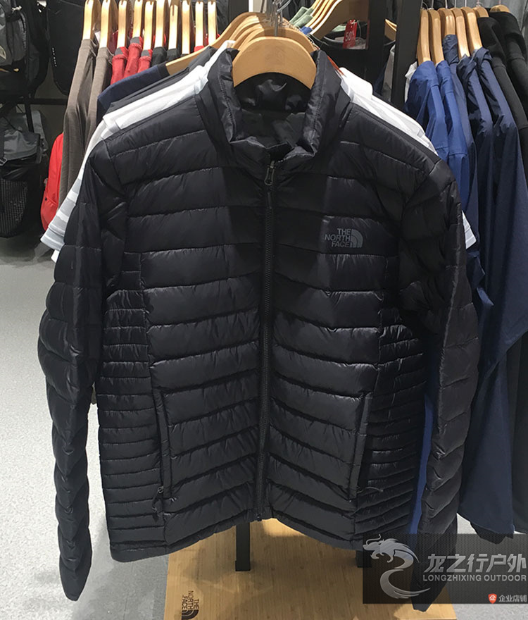 Fall and Winter 2018 The North Face North 700 Peng Warm Inner Gallbladder Men's Down Garment 35E8 | NF0A35E8