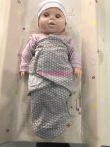 青睐宝宝惊吓睡袋新生儿 幼儿宝宝防止惊吓秋冬 襁褓抱被 防着凉