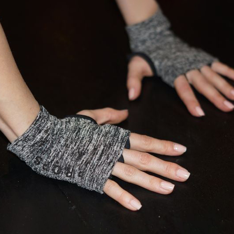 Reshape RESHAPE Props Air Yoga Gloves Womens Anti-Slip Hand Thin Fingerless Exercise Freedom