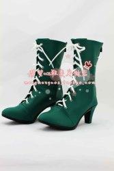 Sailor Moon Chiba Mamoru Cosplay shoes