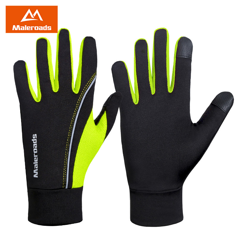 Wallace Outdoor Furry Gloves Running Men's Sports Cycling All Refers to Winter Mountain Climbing and Windbreak Skiing