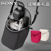 SONY LCS-BBF micro camera package NEX5N 5T NEX3 a5100a5000a6000 camera bag mail