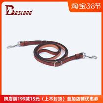西部绕桶缰绳西部短缰绳西部缰绳马术缰绳八尺龙马具BCL331101