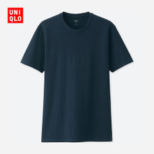 Men SUPIMA COTTON Crew T-shirt (Short Sleeve) 404136 Uniqlo UNIQLO