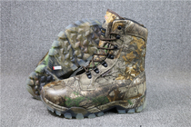 Winter Thinsulate 零下40度 44 yards 47 yards warm mountaineering shoes waterproof bionic camouflage hunting boots