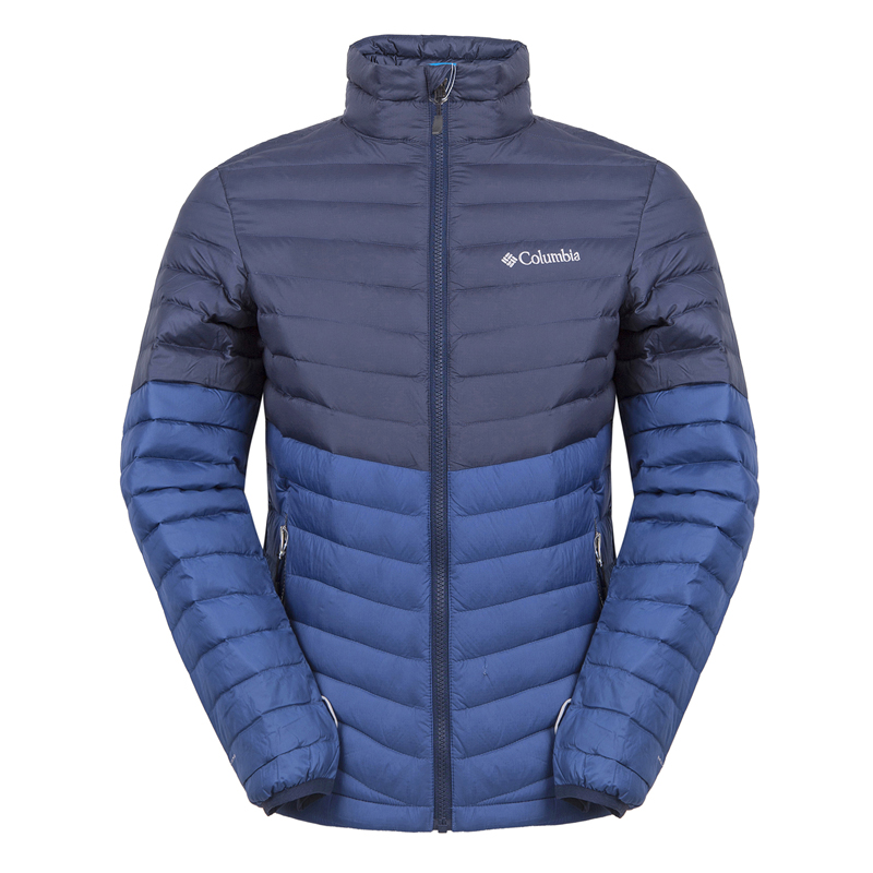 Clearance of Columbia/Colombia Men's Outdoor 800 Peng Heat Reflective Down Garment WE5111