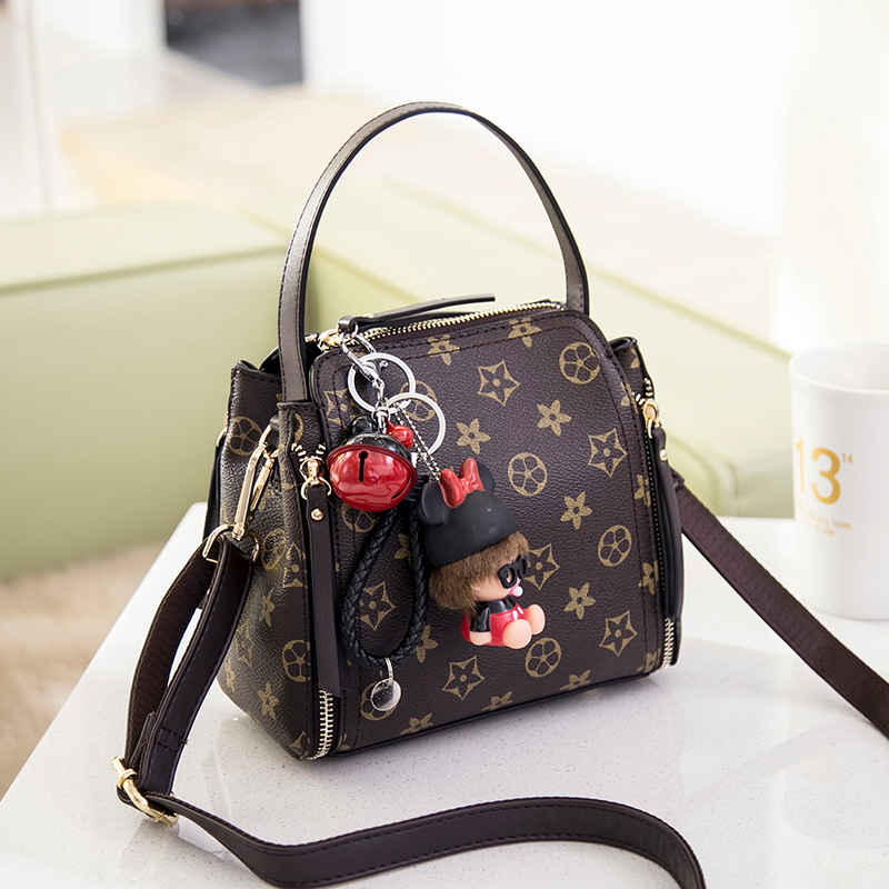 Bag 2018 summer new wave fashion wild Messenger bag female mini ladies bucket bag shoulder bag handbag