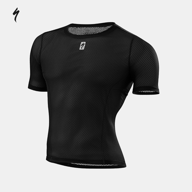 SPECIALIZED Lightning TECH LAYER Men's cycling warm-up short-sleeved underwear