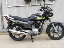 Second-hand new wing original Honda Jin Rui Jian Xinfeng Long 125CC mens cross-riding motorcycle vehicle
