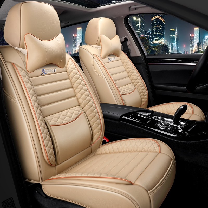 China JunJie Frvfsvh230h330h320h530 special car seat cover all-inclusive cushion seat cover