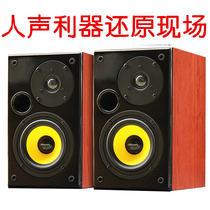 丹麦进口原装皇冠5寸书架音响 家庭影院 高保真 发烧HIFI无源音箱