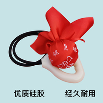 Beating meteor elastic square dance back fitness massage throw ball throw no tai chi middle-aged and old people