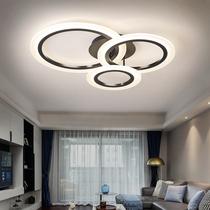 Гостиная свет 2019 новый простой современный атмосферный дом led потолочное освещение личности круглый спальня лампы
