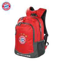Bayern Munich 17 18 new season classic Bayern red large capacity shoulder multifunctional sports bag