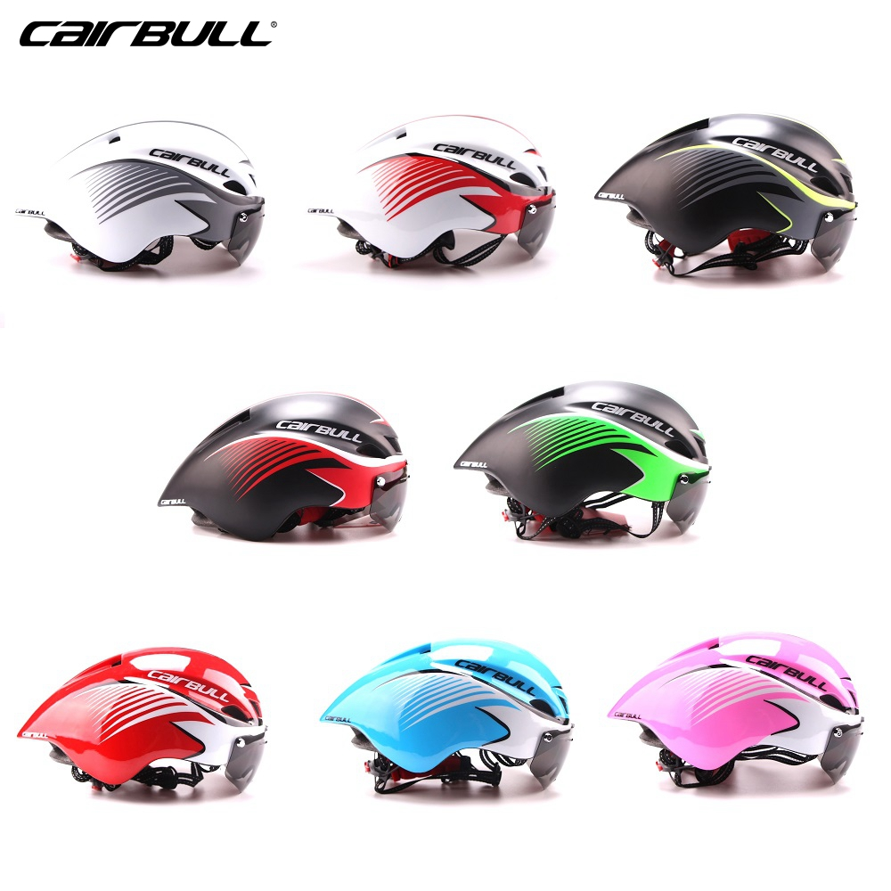 CAIRBULL 2017 New Weather Mirror TT Helmet Road Bicycle Riding Helmet Riding Equipment