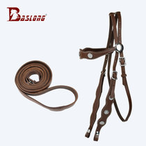West Water reins horse riding water le reins riding bridle Equestrian water Le eight-foot dragon horse Harness BCL321196