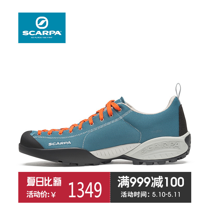 Scarpa/Scarpa Mojito Mojito Summer Edition Breathable Light Outdoor Leisure Shoes 32608-350