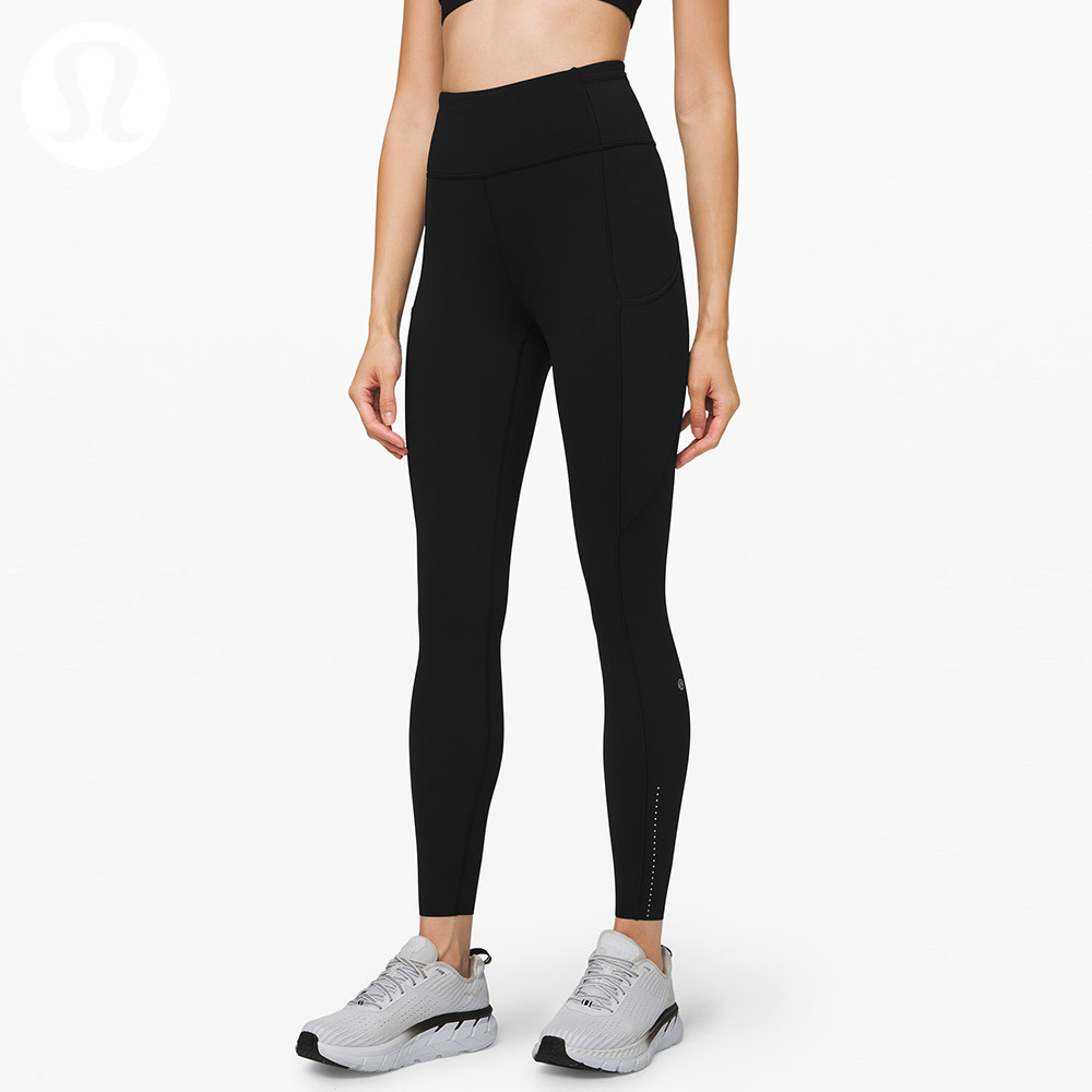 Lululemon Fast and Free Womens Sports Tights 24quot;  *Asia LW5BLBA